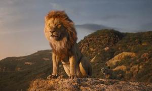 Disney tung tạo hình các nhân vật trong trailer mới của 'Vua sư tử'