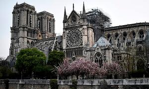Nhà thờ Đức Bà có thể được phục dựng bằng công nghệ scan laser 3D