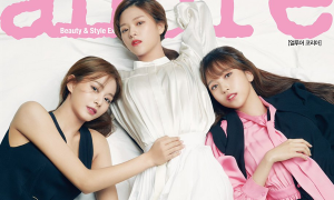 Twice, IZONE và loạt sao Hàn đổ bộ tạp chí thời trang số tháng 5