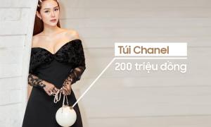 Minh Hằng tốn 250 triệu đồng cho set đồ đi xem thời trang