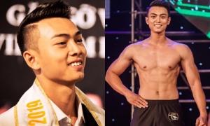 Vẻ nam tính của đại diện Việt Nam tại 'Man of The World 2019'