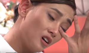 Võ Hoàng Yến bật khóc thừa nhận từng yêu đàn ông có vợ