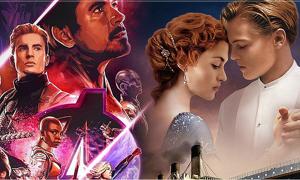 Đạo diễn James Cameron chúc mừng Marvel phá kỷ lục của 'Titanic'