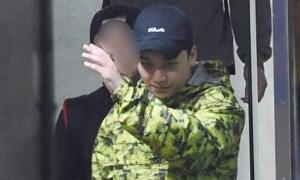 Seung Ri tươi tỉnh đi tập gym sau khi được thả