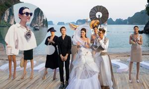 Lê Thúy tố BTC Fashion Voyage đối xử tệ bạc với các người mẫu