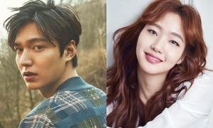 Kim Go Eun đóng cặp với Lee Min Ho trong phim mới