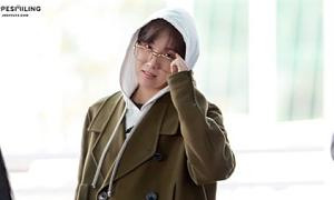 J-Hope (BTS) - nam idol 'sinh ra để làm fashionista'