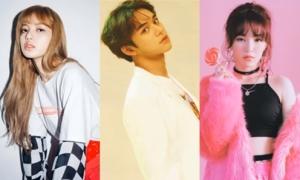 Nghệ danh tiếng Anh của các idol Kpop này là gì?