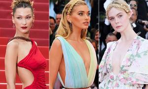 10 bộ váy 'hở mà sang' ấn tượng nhất thảm đỏ Cannes 2019