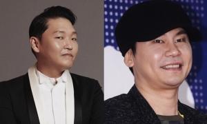 PSY có mặt trong bữa tiệc 'chiêu đãi tình dục' cùng chủ tịch YG