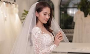 Chiếc váy cưới cầu kỳ Sara Lưu sẽ mặc trong lễ cưới