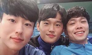 Đồng đội Incheon United nhắn Công Phượng: 'Tôi nhớ cậu...'