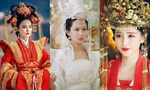 Đoán phim cổ trang Hoa ngữ qua trang phục cô dâu
