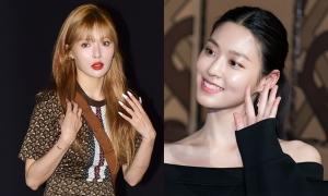 Hyuna bị chê 'lép vế' trước Seol Hyun trong sự kiện