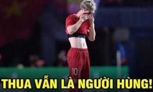 Về nhì King's Cup, Việt Nam được chế ảnh 'thua vẫn là anh hùng'