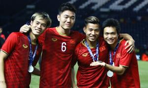 CĐV châu Á ấn tượng về tinh thần fair-play của tuyển Việt Nam