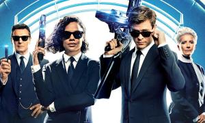'Men in Black 4' không được giới phê bình đánh giá cao