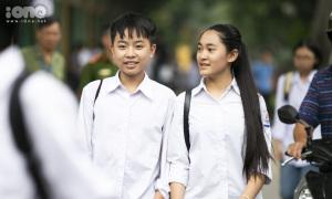 Hà Nội công bố điểm chuẩn vào lớp 10 các trường chuyên và không chuyên