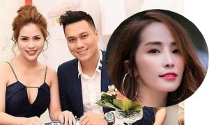 Vợ Việt Anh phủ nhận Quỳnh Nga là 'người thứ ba'