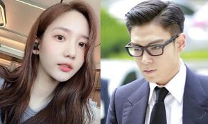 YG bị tố ép Han Seo Hee đi Mỹ để chôn vùi scandal ma túy của T.O.P