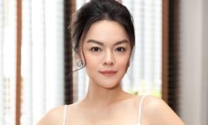 Phạm Quỳnh Anh ngày càng gợi cảm sau ly hôn