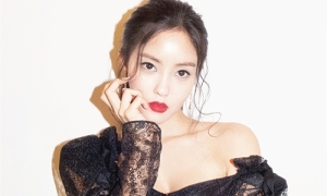 Hyo Min (T-ara) tổ chức fan meeting đầu tiên tại Việt Nam