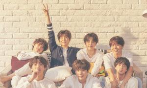 BTS đạt chứng nhận danh giá tại Mỹ