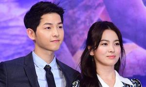 Song Joong Ki không thảo luận với Song Hye Kyo khi nộp đơn ly hôn