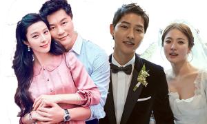 5 điểm trùng hợp của hai 'cặp đôi vàng' showbiz Hoa - Hàn vừa chia tay