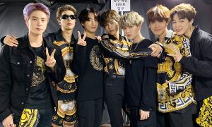 Tour diễn 'Speak Yourself' của BTS đứng đầu doanh thu toàn thế giới