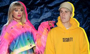 Taylor Swift bóc trần 'hợp đồng nô lệ', khiêu chiến Justin Bieber