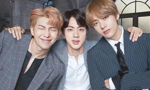 Bộ ba 'anh em họ Kim quyền lực' khiến fan BTS 'phát cuồng'