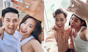 Sao Việt chụp ảnh 'lầy lội' cosplay Đông Nhi - Ông Cao Thắng
