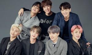 BTS vào top 100 ngôi sao có thu nhập cao nhất thế giới 2019