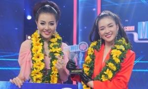 Vượt đối thủ 0,01 điểm, Thanh Hương giành quán quân Trời sinh một cặp 2019