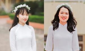 Lớp học ở Hà Tĩnh có hai thủ khoa toàn quốc