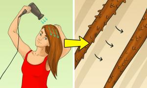 12 sai lầm khi sử dụng máy sấy khiến tóc bị khô