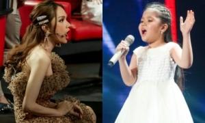 Cô bé 7 tuổi khiến Hương Giang 'ngã quỵ', Phạm Quỳnh Anh 'chơi xấu'