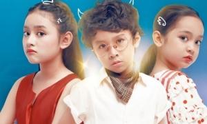 3 nhóc tì bá đạo trong phim 'Tìm chồng cho mẹ'