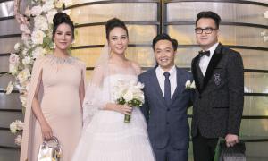 Dàn sao Việt mừng đám cưới Cường Đô La - Đàm Thu Trang