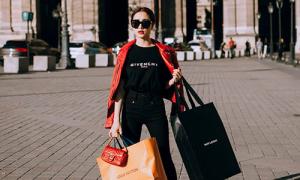 Hòa Minzy thanh lý loạt túi hiệu trăm triệu vì thấy 'phung phí tiền'