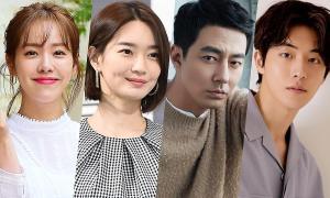 Shin Min Ah, Jo In Sung, Han Ji Min có thể hợp tác trong drama mới