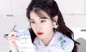 5 kiểu tóc xinh như mộng của IU trong 'Hotel Del Luna'