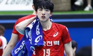 'Nam thần bóng chuyền' xứ Hàn được ví là bản sao Ji Chang Wook