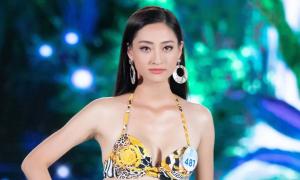 Nhan sắc Miss World Vietnam 2019 Lương Thùy Linh