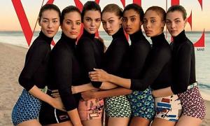 Thợ photoshop mắc lỗi với dàn người mẫu ở đâu?