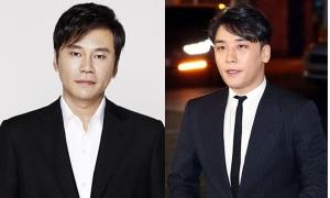 Yang Hyun Suk và Seung Ri bị tố đánh bạc trái phép, thua hàng tỷ won