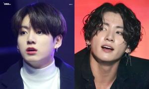 Netizen sửng sốt trước màn 'biến hình' của Jung Kook chỉ trong vài tháng