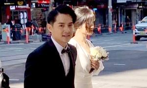 Đông Nhi - Ông Cao Thắng chụp ảnh cưới ở Australia