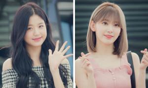 Sakura - Jang Won Young đọ visual đẳng cấp ở sân bay